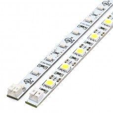 RLBN series Narrow Rigid Light Bar w/ High Power 3-Chip LEDs | PCB Light Bars | Rigid LED Light Bars | LED Light Strips & Bars | Super Bright LEDs