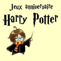 Des idées de jeux pour un anniversaire Harry Potter