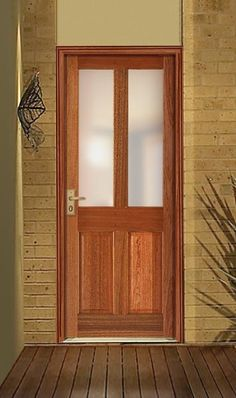 Corinthian Doors 2040 X 820 X 40mm Windsor Entrance Door