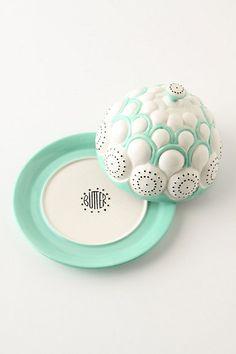 cute butter dish