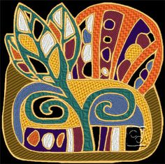 Mayan 1 http://cindysembroiderydesigns.com/Cultural-Art-Collection-5.html