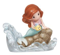 Part Of My World - Disney - Figurines - Precious Moments