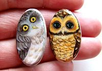 Don't know what this is but I love owls