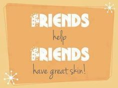 Help your friends have great skin and join the pampering pursuit.