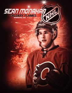 Sean Monahan Hockey Players, Calgary, Nhl, Handsome, Celebrities, Sports, Movies, Hs Sports, Films