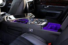 Jaguar XJL Ultimate Rear Console -Alias