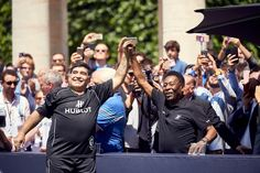 #Hublot Create #Football #History Again #Pelé and #Maradona together.#share#world #champion #vitorr #signup #startup #Watches #Watch #Luxury #Football #Timepiece #Pele #Euro2016 #Maradona #Horology #LuxuryWatches #Chronograph #WristWatch #AndroidWear #UEFA #Rolex #LuxuryWatch #Soccer #WhatsApp #KobeBryant #Ferrari