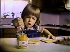 Frenchs Mustard commercial 1980