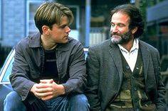 """WILL HUNTING GENIO RIBELLE - 1997 (Gus Van Sant) """"La libertà è il diritto dell'anima di respirare"""""""