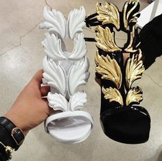 GIUSEPPE ZANOTTI- omg Thyme For Beauty makeup artist has these!!!!