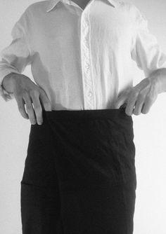http://estudio-tinto.net/ Thailor black linen