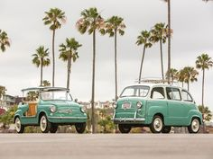 Fiat 600 Multipla & 600 Jolly | Monterey 2014 | RM AUCTIONS