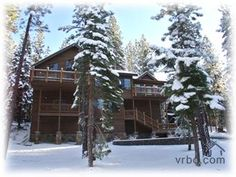 Location: Heavenly Valley, South Lake Tahoe, Lake Tahoe South Shore CA, Lake Tahoe California, California, USA (5 minutes from the casinos and lake , .77 miles to Heavenly)    Accommodations:  House, 5 Bedrooms + Convertible bed(s), 3 Baths (Sleeps 12-14). Rates start at 499.00 mid week to $999.00 peak holidays.