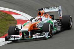 P12: Paul di Resta (SCO) - Force India-Mercedes VJM06 - 48 Points #motorsport #racing #f1 #formel1 #formula1 #formulaone #motor #sport #passion