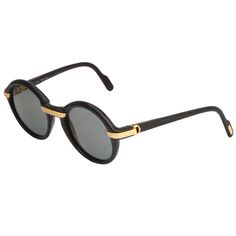 1stdibs - BLACK CARTIER CABRIOLET SUNGLASSES explore items from 1,700  global dealers at 1stdibs.com