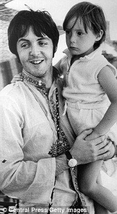 Paul McCartney & Julian Lennon