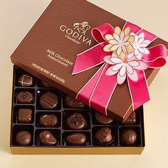 Godiva Chocolates...