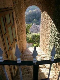 Via Codacchio, Gurdiaregia, Campobasso, Italy. My beautiful village.