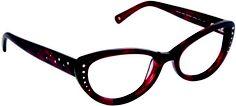 Grammy winner Lisa Loeb, adds that diamond touch in her latest eyewear. From Classique Eyewear