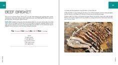 recipe for Brisket from The Recipe Hacker cookbook