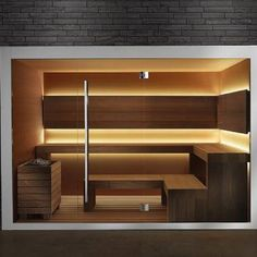 See the site above click the link for more information . best home infrared sauna Sauna House, Sauna Room, Home Infrared Sauna, Sauna Seca, Indoor Sauna, Spa Interior Design, Sauna Design, Home Spa, Wet Rooms