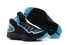 release date 5c5e0 7431b Jordan Super Fly 2 PO Black Dark Powder Blue Gamma Blue. Buracke DANXI · Blake  Griffin Shoes