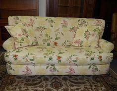 Marvau0027s Place Used Furniture U0026 Consignment Store | Lexington Floral Settee. Furniture  Consignment StoresSetteesMinneapolis