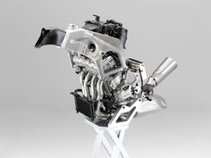 looks like bmw is removing the frame on their next generation bikes and mounting a steering head to the engine block.
