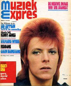 Muziek Expres : Dutch Music Magazine -  - Augustus 1973