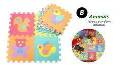 10PCS Foam Puzzle Mat Foam Baby Floor Mat Baby Play Carpet Baby Jigsaw Puzzle Mat Kids Animals Fruit Digits Jigsaw Mat PX07  http://playertronics.com/products/10pcs-foam-puzzle-mat-foam-baby-floor-mat-baby-play-carpet-baby-jigsaw-puzzle-mat-kids-animals-fruit-digits-jigsaw-mat-px07/