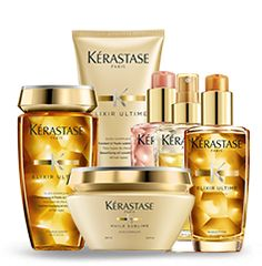 Explore ELIXIR ULTIME hair care products by Kérastase and discover the best routine for Dull hair.