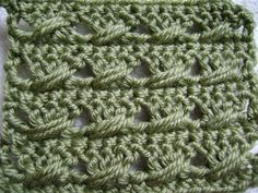 Simple & Sensational™ - Double Crochet with a Twist Pattern
