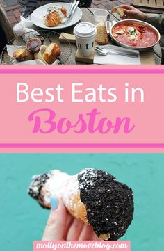 restaurants in boston | where to eat in boston | best food in boston