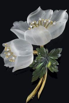Art nouveau flores flower brooch 33 ideas for 2019 Bijoux Art Nouveau, Art Nouveau Jewelry, Jewelry Art, Antique Jewelry, Vintage Jewelry, Jewelry Design, Schmuck Design, Flower Brooch, Box Art