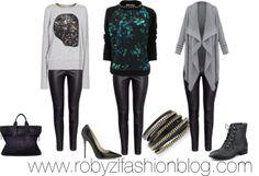 Grintose e aggressive per il nuovo anno !?!?! Voi quale look scegliete? Good morning fashion girls!