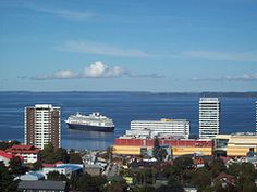 Puerto Montt - Chile Mendoza, Gabriel Garcia Marquez, Travel Memories, Seattle Skyline, San Francisco Skyline, Cruise, Explore, Landscapes, Countries