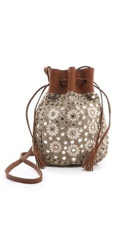 Cute Boho Style Drawstring Bag Gypsy Glamour Girl // http://www.missesdressy.com/blog/style-alert-the-gypsy-glamour-girl.html