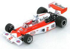 McLaren-Ford-Marlboro-M23-Jochen-Mass-Long-Beach-GP-1977-1-43 Texaco, Long Beach, F1, Diecast, Ebay