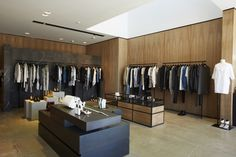IRO fashion store, Los Angeles – California