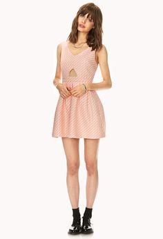 Retro Darling A-Line Dress $24.80 | FOREVER21 - 2031558305
