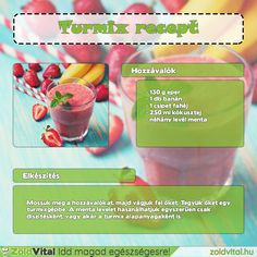 Minden, Smoothies, Health Fitness, Foods, Drinks, Mint, Smoothie, Food Food, Drinking