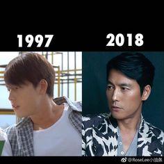 Korean Guys, Korean Actors, Jung Woo Sung, Korean Artist, Most Beautiful Man, Stand By Me, Man Crush, Korean Drama, Superstar