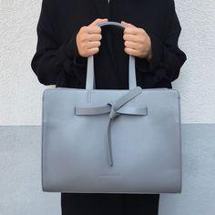 Handbag Light Grey