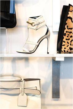 Designer handbags and shoes Elyse Walker Boutique Jana Williams Photography