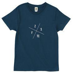 1982 Brasil - navy - デザインサッカーTシャツ|EVERYDAY FOOTBALL