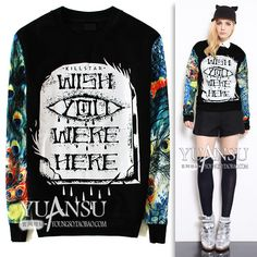 Find More Information about Yuansu Store 2014 new arrival Fashion women's patchwork black thick plus velvet O neck pullover long sleeve sweatshirt,High Quality fashion chair,China fashion fabric new york Suppliers, Cheap fashion pashmina from yuansu  on Aliexpress.com