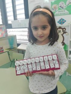 Discover thousands of images about Counting and graph Math For Kids, Fun Math, Math Games, Preschool Activities, Montessori Math, Teaching Kindergarten, Preschool Learning, Singapore Math, Teaching Skills
