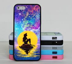 Disney little mermaid iphone 5 case Disney Ariel by binbinSupply