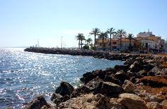 Es Portixol... A pocos cientos de metros del corazón de Palma de Mallorca