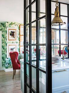 〚 Bold apartment of extravagant architect Jean Porsche in Madrid 〛 ◾ Photos ◾Ideas◾ Design Apartment Interior, Room Interior, Contemporary Architecture, Architecture Design, Gaston Y Daniela, Small Room Bedroom, Best Interior, Beautiful Interiors, Decoration